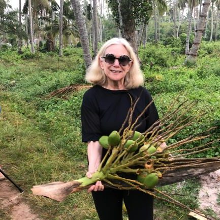 Ms Judy Sourcing Wild Ingredients